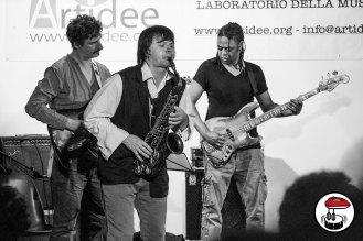 TURBINE live@Artidee: ERIC HARLAND // STRIGALEV'S NEVERGROUP